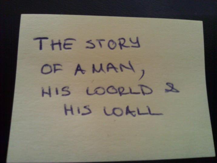 The Story of a Man, His World & His Wall